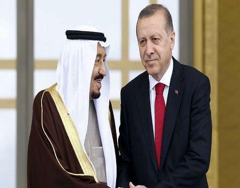 أردوغان يتصل بالملك سلمان على خلفية قرار ترامب الاعتراف بالقدس عاصمة لإسرائيل