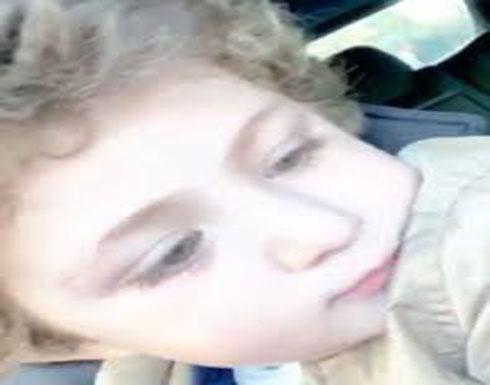 بالفيديو : ممثلة سورية تنشر فيديو مع طفل نسخة عنها.. والجمهور يسأل: من والده؟