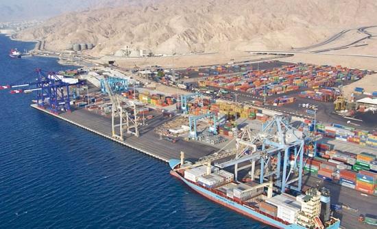 الشريدة : القوات المسلحة الأردنية تتولى الأحد السيطرة على كافة بوابات الميناء القديم