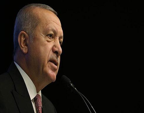 أردوغان يدين الهجوم على موظفي القنصلية التركية في أربيل