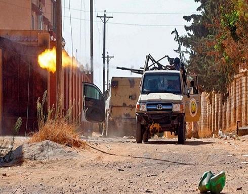 الوفاق الليبية تهاجم ترهونة من ثلاثة محاور والروس يردون في سوريا