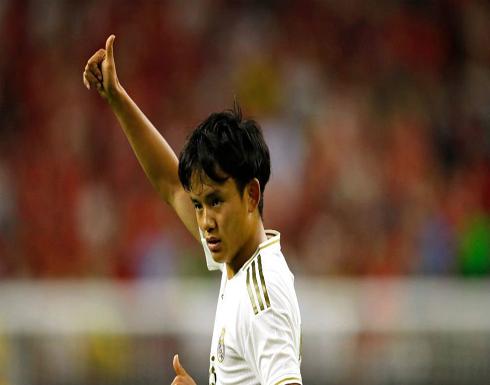 """""""ميسي اليابان"""" ينشر سحره في ريال مدريد"""