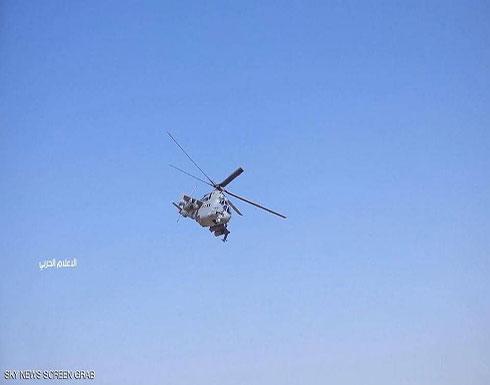 الجيش الليبي يدك معسكرا لميليشيا طرابلس في تاجوراء