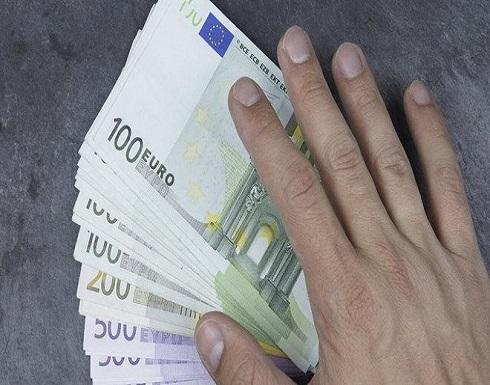 اليورو قرب أدنى مستوى في 7 أسابيع