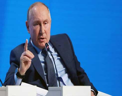 بوتين: نافالني ينفذ عقوبته بسبب جرائمه لا بسبب أنشطته السياسية