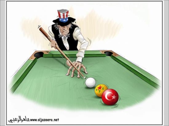 تسليح الأكراد