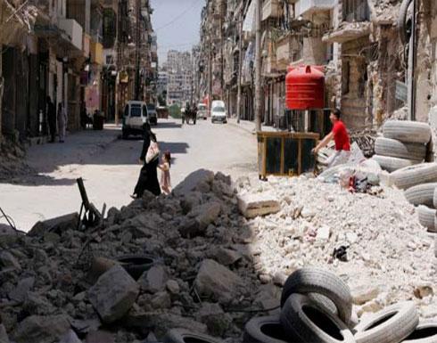 اتفاق لوقف إطلاق النار في جنوب دمشق برعاية مصرية في القاهرة