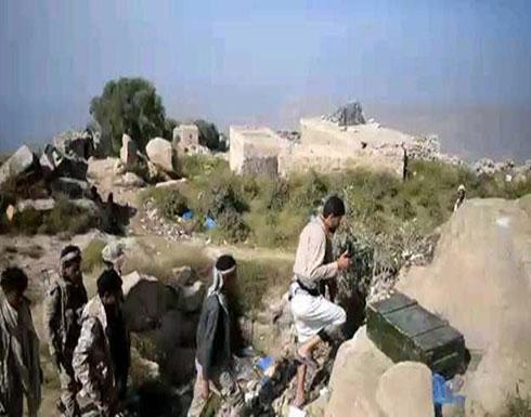 """الجيش اليمني يسيطر على جبل """"ردمان"""" في صعدة"""