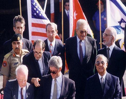 جنرال إسرائيلي: علاقتنا مع الاردن يجب ان تكون استراتيجية وليس آنية