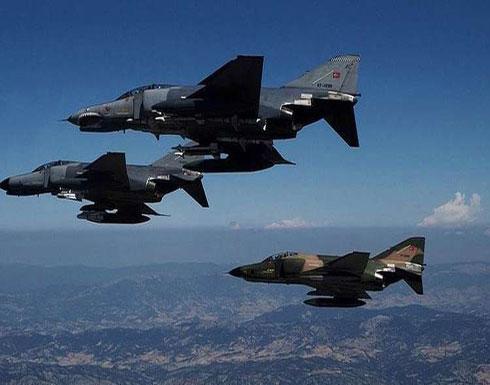 الجيش التركي ينفذ غارات على شمال العراق