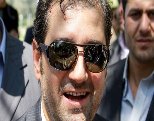 بعد إعلان شقيقه ولاءه للأسد.. رامي مخلوف يعين ابنه خلفا له