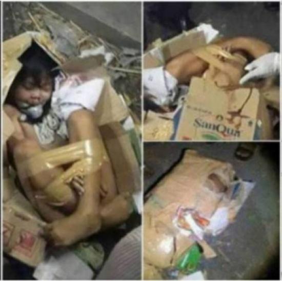 بالصورة: سبب مرعب وراء اختطاف هذه الطفلة وتهريبها خارج البلاد!