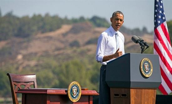 أوباما: طردوني من ديزني لاند لهذا السبب