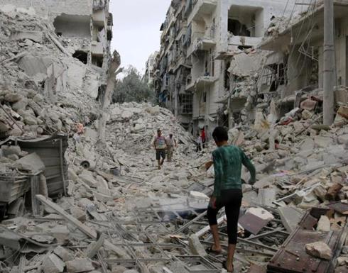 النظام يواصل تصعيده بحلب.. ويهاجم قوات المعارضة السورية براً