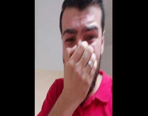 محمد المنسي كان ينقل جرائم الاحتلال ليتفاجأ باستشهاد شقيقيه .. بالفيديو