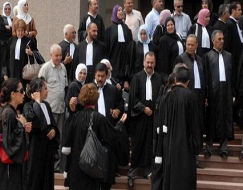 محامو الجزائر يقاطعون القضاء مطالبين باحترام الحق في الدفاع