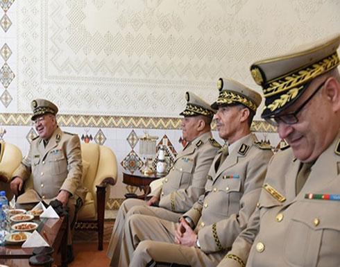 الجيش الجزائري يحدد 4 بنود لتجاوز الأزمة بالبلاد