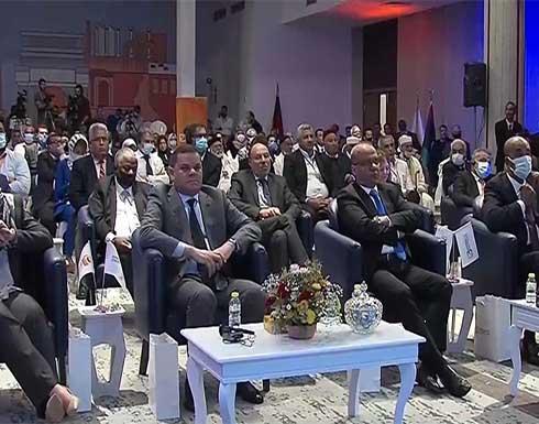 ليبيا.. تأكيدات على ضرورة إجراء الانتخابات في موعدها والدبيبة يؤكد جاهزية حكومته