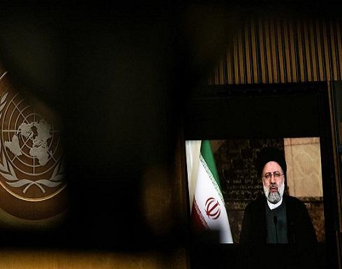 رئيسي: طهران لن تفاوض حول صواريخها والميليشيات