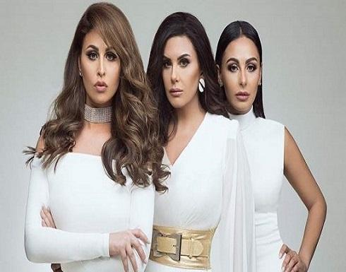 مايوه أحمر .. مي سليم وشقيقتها ميس حمدان يثيران الجدل