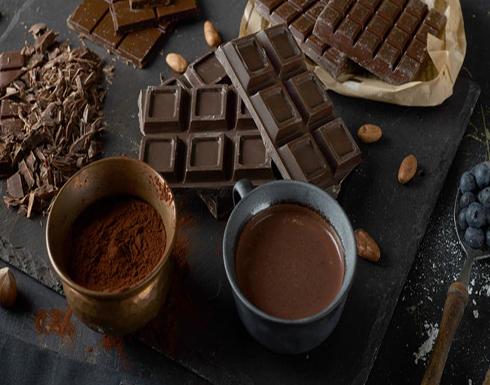 الشوكولاتة تعالج السعال أسرع من الأدوية..