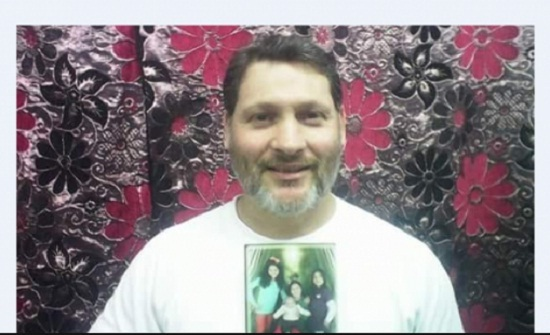 وفاة والد الأسير الأردني علي نزال