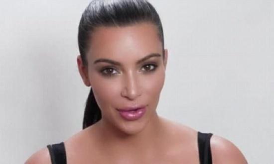 kim kardashian تطلق موقعها الرسمي