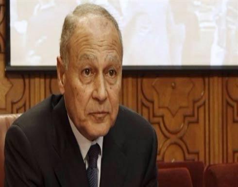 أبو الغيط يدين محاولة اغتيال رئيس الوزراء الفلسطيني