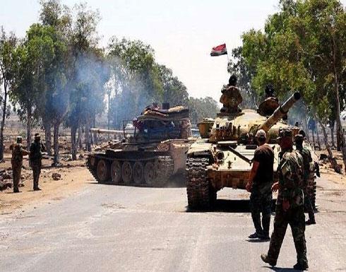 مصدر عسكري: قتلى وجرحى بصفوف القوات السورية في هجوم مسلح في الريف الشمالي لحماة