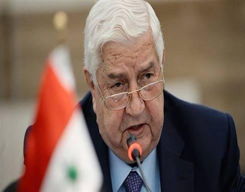 سوريا تنفي اتهامات أمريكية باستخدام أسلحة كيماوية في الغوطة