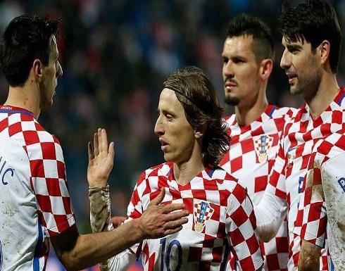 """نجم كرواتيا بدأ المونديال بخطيئة.. وأنهاه بـ""""تصرف جنوني"""""""