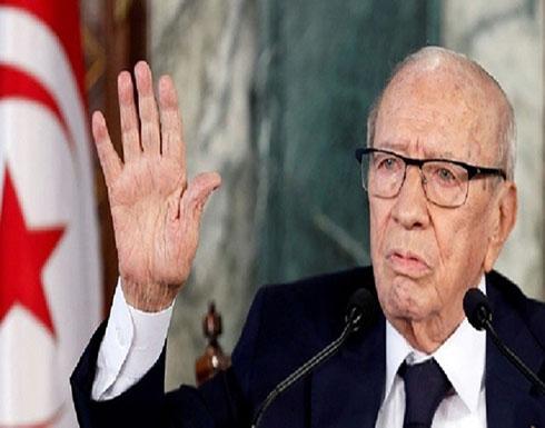 وسائل إعلام تونسية: نقل الرئيس السبسي إلى المستشفى العسكري