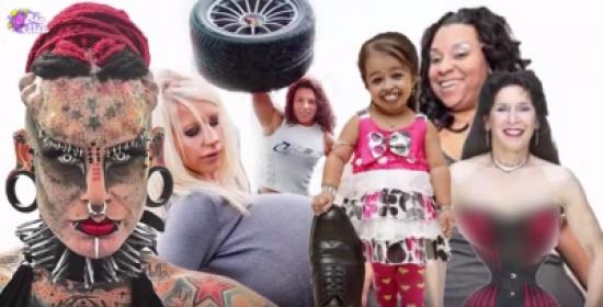 فيديو| أغرب 10 نساء حول العالم