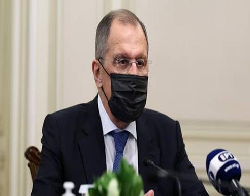 سيرغي لافروف دخل عزلة ذاتية بعد مخالطة مصاب بفيروس كورونا