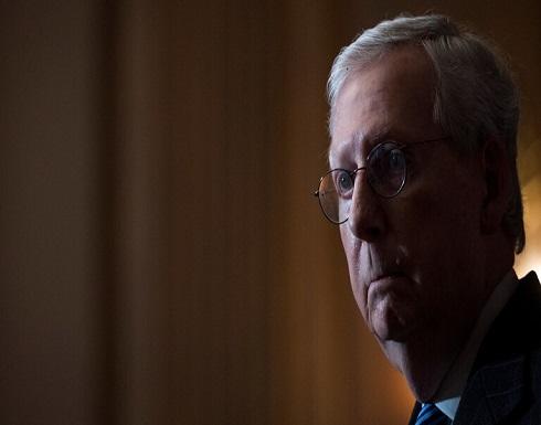 زعيم الجمهوريين بمجلس الشيوخ: عملية مساءلة ترامب لن تتم قبل تنصيب بايدن
