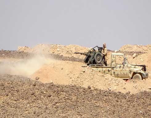 الجيش اليمني: بمساعدة التحالف منعنا الحوثي من دخول مأرب