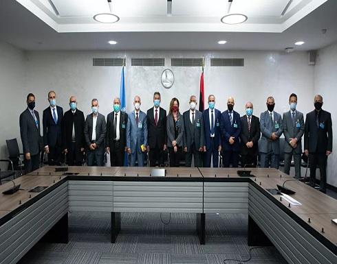 تفاصيل اتفاق وقف إطلاق النار الدائم في ليبيا