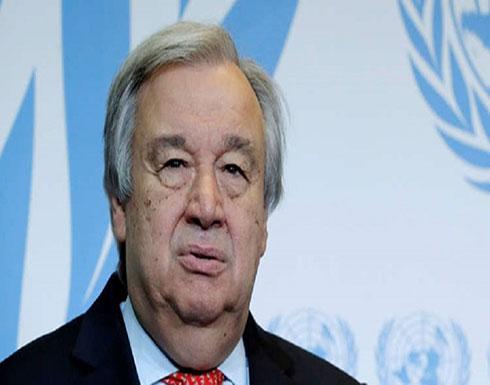 الأمم المتحدة تحذر من التصعيد إثر إسقاط إيران طائرة أمريكية