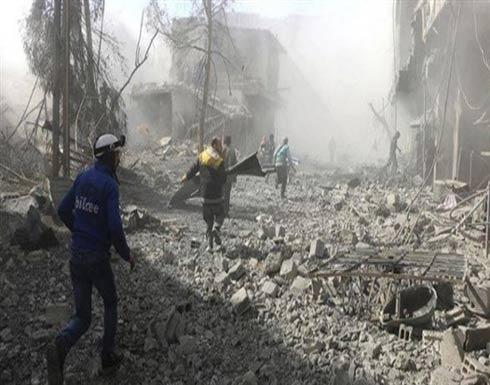 سوريا: مسؤولون محليون يبحثون اتفاقاً لإجلاء جزئي من الغوطة