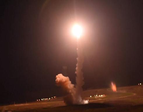 """شاهد : الولايات المتحدة تختبر صاروخ """"مينوتمان"""" الباليستي العابر للقارات"""
