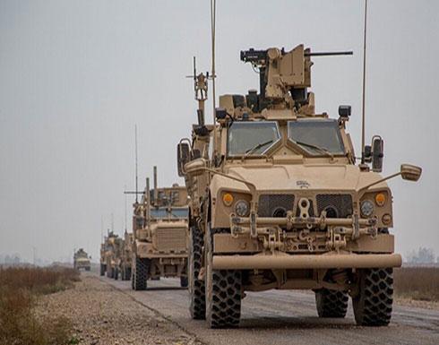 مصادر: التحالف الدولي يرسل قافلة إمدادات لقوات سوريا الديمقراطية رغم سحب واشنطن لقواتها