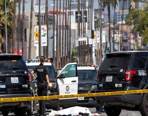 قتيل بإطلاق نار بمركز إطفاء في لوس أنجلوس