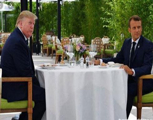 هذه تفاصيل مقترح فرنسي لتهدئة التوتر بين أمريكا وإيران