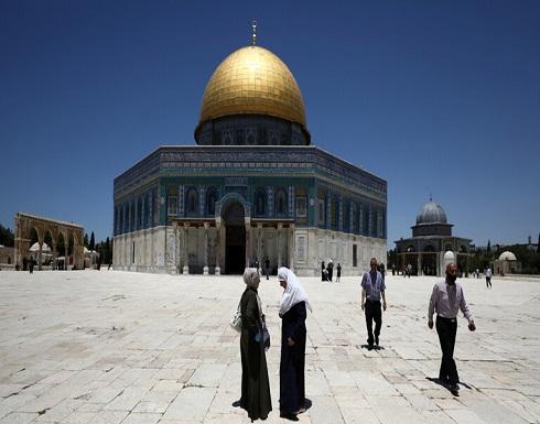 الأمن الإسرائيلي يعتقل سيدتين عند باب الأقصى