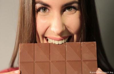 تناول الشوكولاتة يجعلك أكثر ذكاء