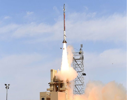 صاروخ إسرائيلي حديث وقع في أيدي روسيا