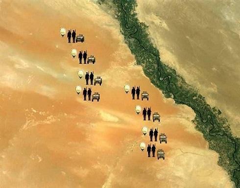 """داعش يقتل 12 مسلحا من """"سوريا الديمقراطية"""""""