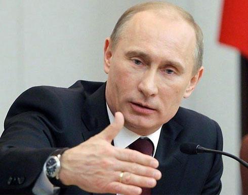 بوتين: روسيا لا تسعى للصدام مع الولايات المتحدة