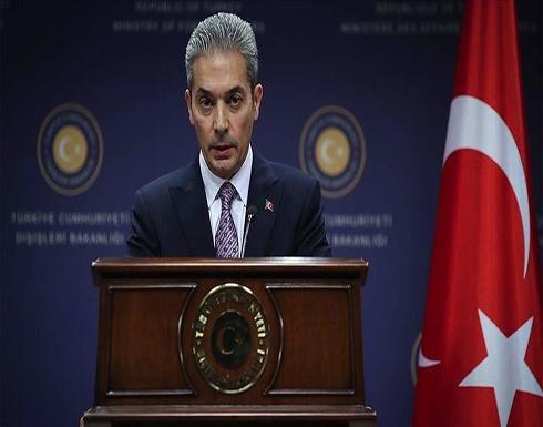 """تركيا: اتهامات فرنسا لنا حول ليبيا """"خسوف للعقل"""""""