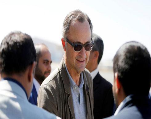 اليمن.. نجاة رئيس الفريق الأممي من قصف للحوثيين